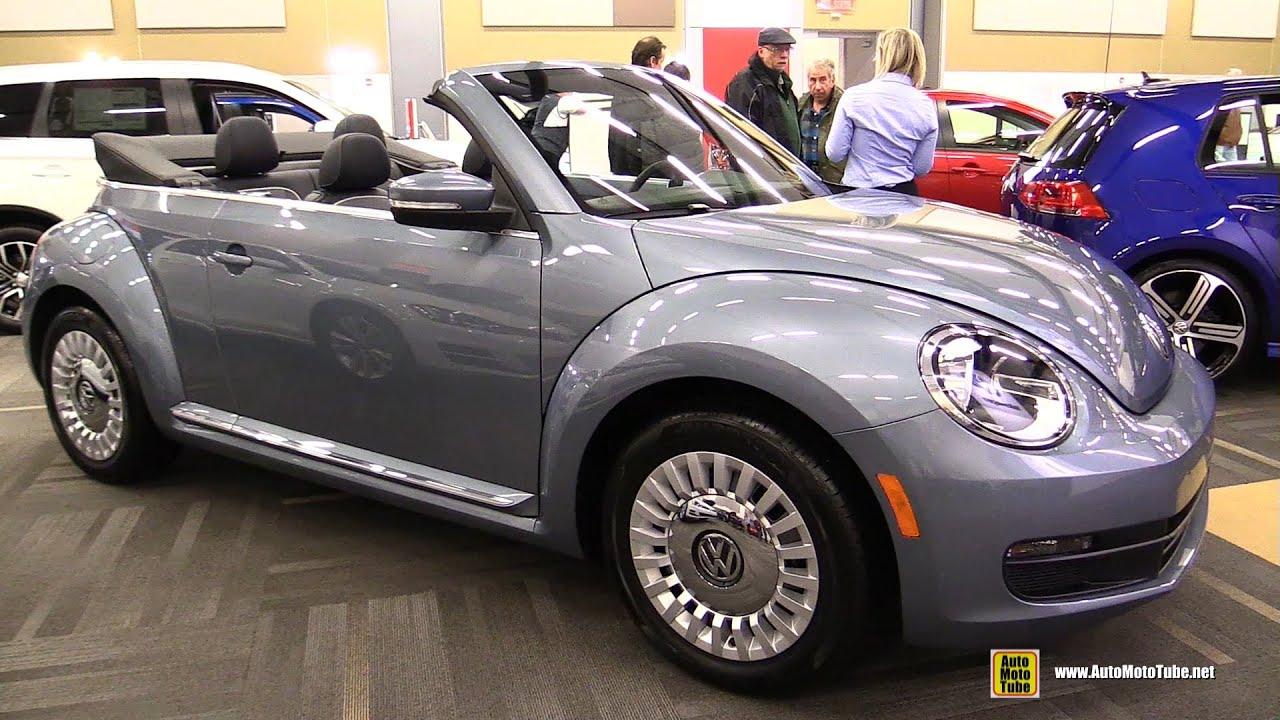 in ultimate beetle look convertible watch youtube depth volkswagen