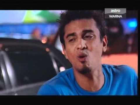 Funny scene 4 Anak Mami Mek Ani