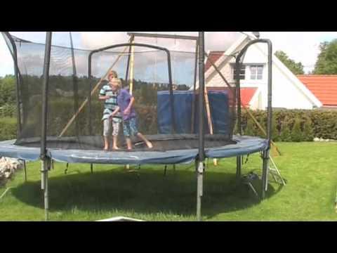 Nice Trampoline Tricks 3