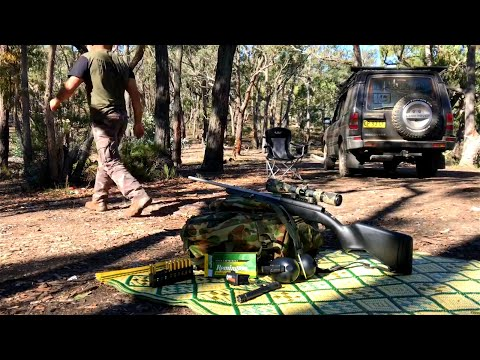 Hunting, Camping & Off Roading Trip NSW Australia