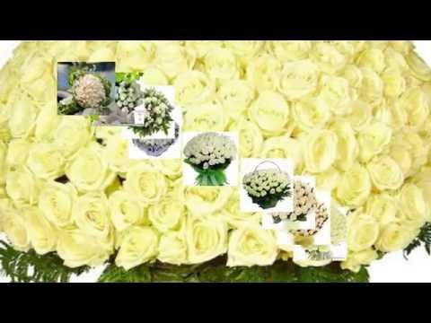 Букеты белых роз для вас милые друзья!  Мишель Легран (саксофон) - Осенняя грусть (блюз)