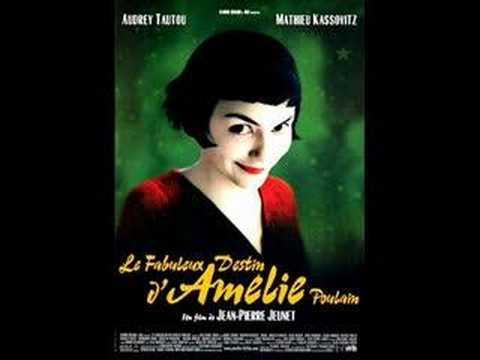 Amelie - J'y Suis Jamais Alle.