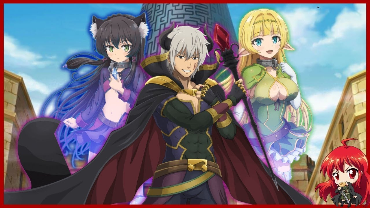 How To Not Summon A Demon Lord Episode 1 Ersteindruck