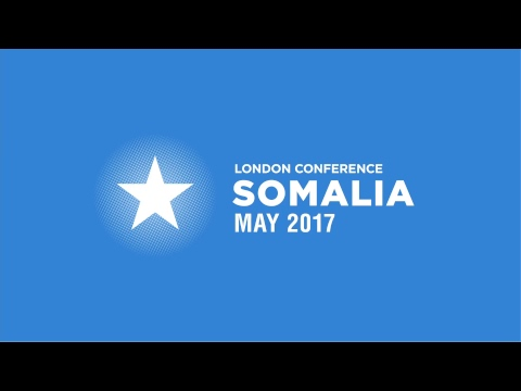 Future for Somalia: London Somalia Conference 2017 LIVE  (Somali)