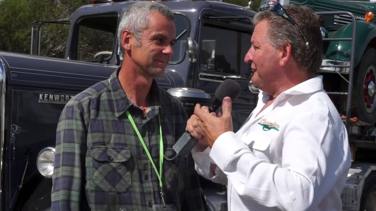 Geelong Classic Truck & Vintage Machinery: Classic Restos - Series 26