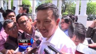 Menpora Temui Presiden Jokowi Terkait Kisruh PSSI - NET12