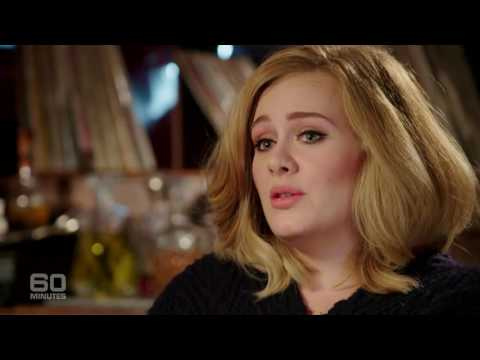 Adele   60 Minutes Interview   Part 1