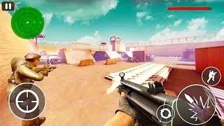 Shoot Gun Battle Fire - Android GamePlay HD - Offline Shooting Games Android