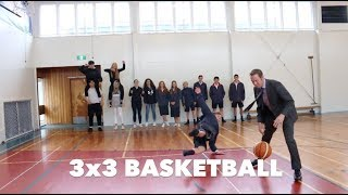 Rangitoto College 3x3 Basketball Promo