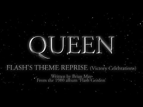 Queen - Flash's Theme Reprise (Official Montage Video)