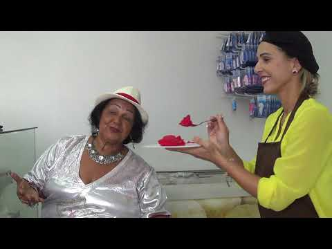 """""""Quitutes de Sinhá""""  de Alceu Maia Interprete: Yeda  Maranhão"""