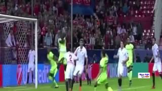 manchester city vs sevilla 3 1 highlights and goals 11 3 2015 hd