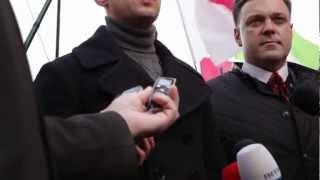 Съезд Морковкофобов в Ивано-Франковске