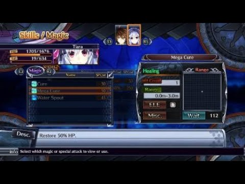 Fairy Fencer F ADVENT DARK FORCE - Obtaining Niles |