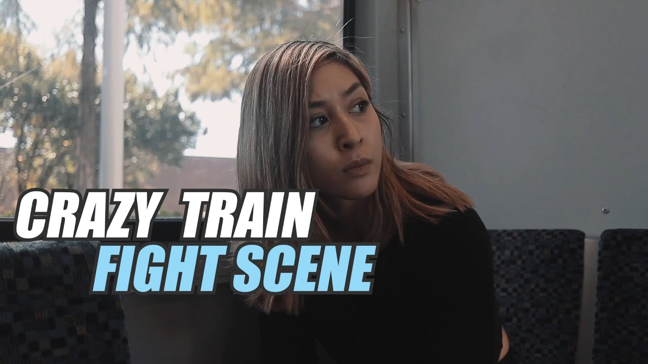 CRAZY TRAIN - FIGHT SCENE
