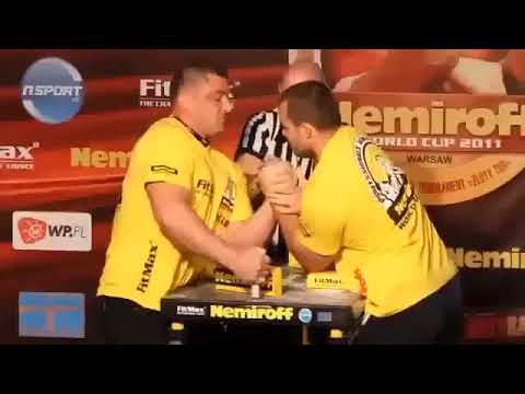 Andrey Pushkar Vs Travis Bagent And Denis Cyplenkov ZLOTY TUR 2011 LH