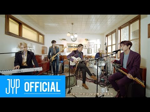 "DAY6 ""days Gone By(행복했던 날들이었다)"" Live Video (0AM Ver.)"