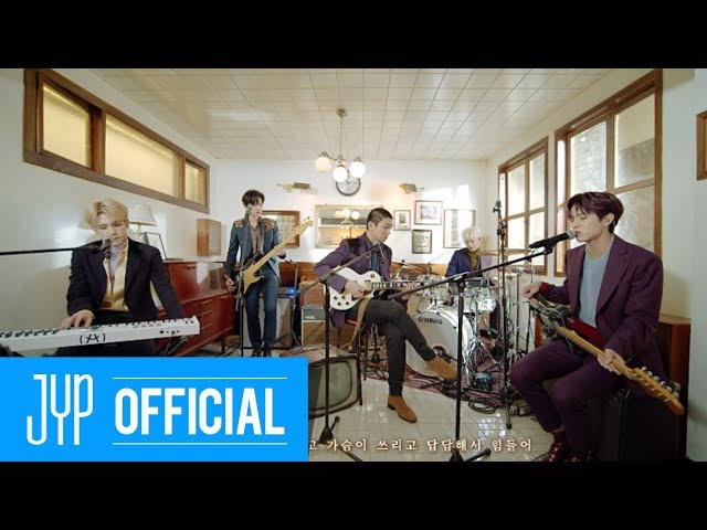 """DAY6 """"days gone by(행복했던 날들이었다)"""" Live Video (0AM Ver.)"""
