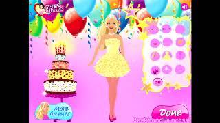 Barbie Dress Up Games For Kids