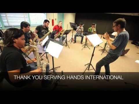 Thanks to Serving Hands Intern...