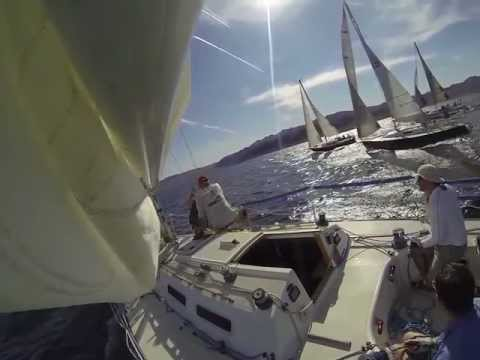 Nevada Yacht Club Silver Cup start