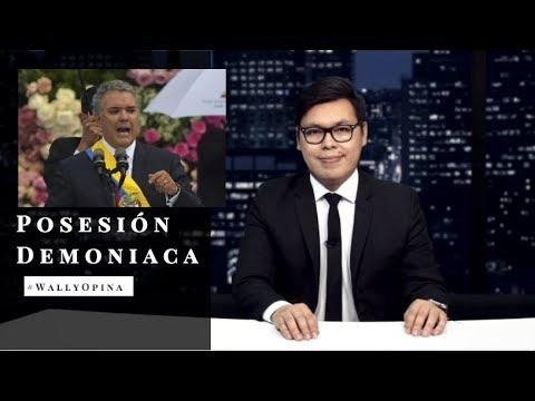 POSESIÓN DEMONIACA - #WALLYOPINA