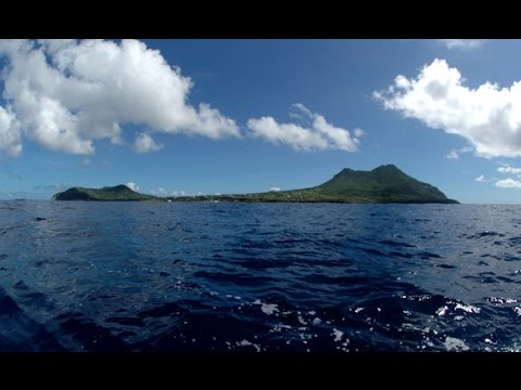 St  Eustatius, Dutch West Indies - The Golden Rock
