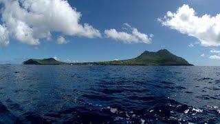 St  Eustatius, Dutch West Indies - The Golden Rock