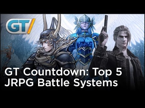Top 5 JRPG Battle Systems