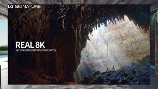 LG SIGNATURE OLED 8K - Z9