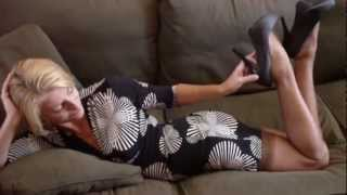 Repeat youtube video Posing on the Couch