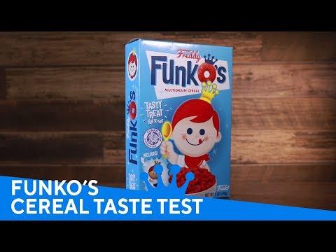 The Funko Funkast Tries FunkOs