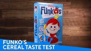 The Funko Funkast Tries FunkO's!
