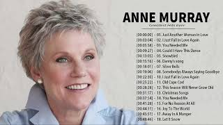 Anne Murray Greatest Hits  - Top 20 Best Songs Of Anne Murray - Anne Murray Country Songs 2020