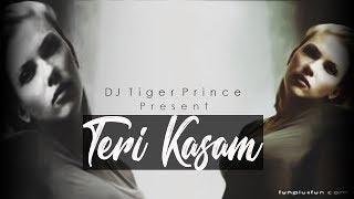 Teri Kasam (Remix) | Falak Shabir | Ankita | DJ Tiger Prince