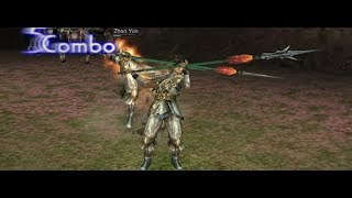 Dynasty Warriors 4 Hyper Mod - Enemy Side Gameplay