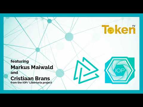 Token TV Plus+ #5: Interview With IOP's Markus and Memnon | Internet of People
