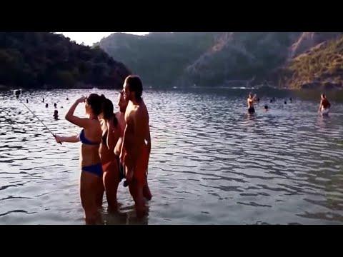 Ölüdeniz - Blue Lagoon - Fethiye - Mugla - Turkey 20 Mins