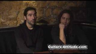 interview adagio Archangels in Black part1