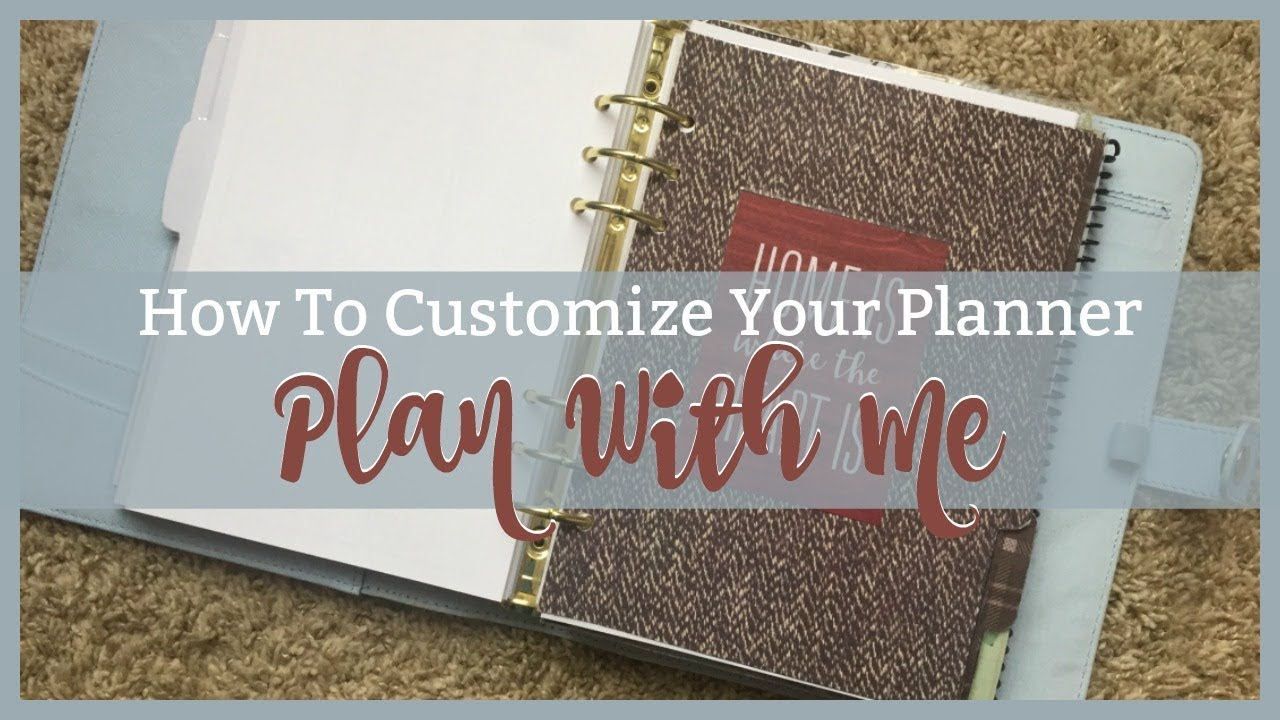 image regarding A5 Planner Binder identified as HOW Towards Deliver YOUR Private PLANNER A5 RING Sure PLANNER