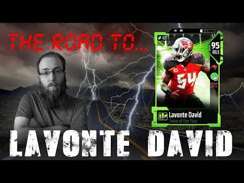 Road to Lavonte David! Over 300K Sniped! Making Upgrades to God Squad! Madden 18 Ultimate Team