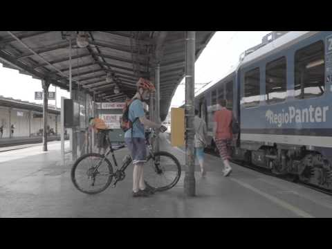 Integrating cycling into the public transport system in Brno (Czech Republic)