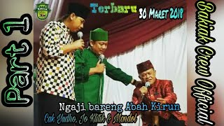 Download Video Terbaru ngaji Bareng Abah kirun & Cak Yudho, Jo Klitik, Mondol Di RiskiMobil Part 1 30/3/18 MP3 3GP MP4