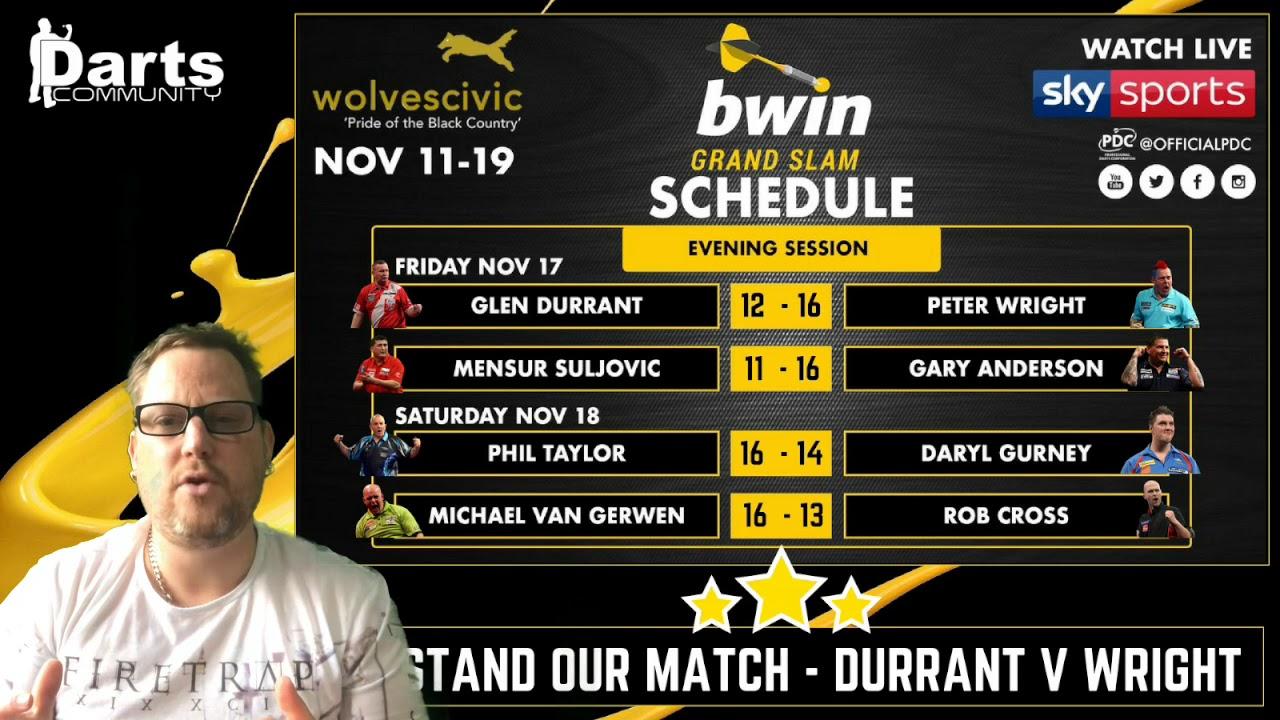 Grand slam darts 2021 betting bencic vs wozniacki betting expert tips