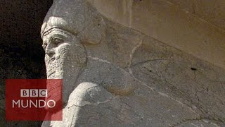 Condenan destrozos de Estado Islámico a la ciudad antigua iraquí de Nimrud y otras noticias
