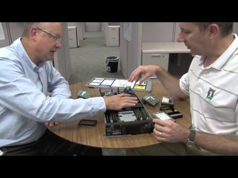 Lenovo Flex System x240 M5 Video Walk-through
