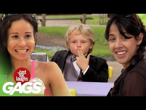 Kid Pranks! - Best Of Just For Laughs Gags