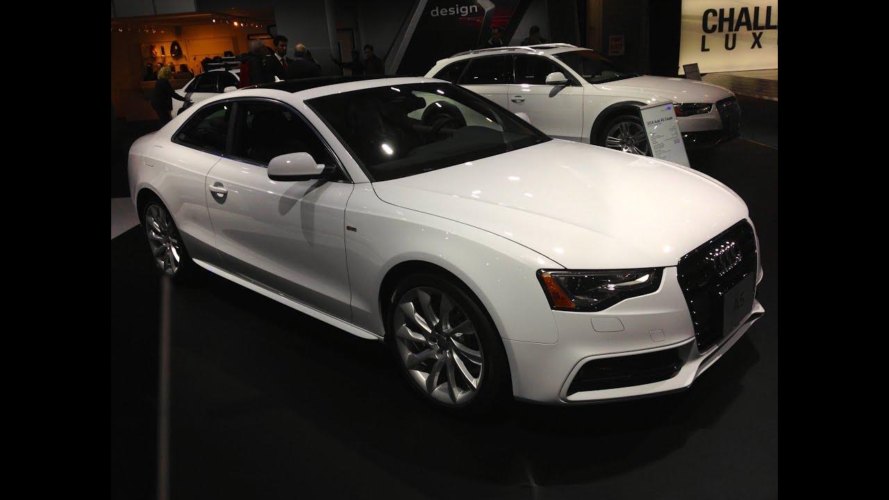 2014 Audi A5 Sound System