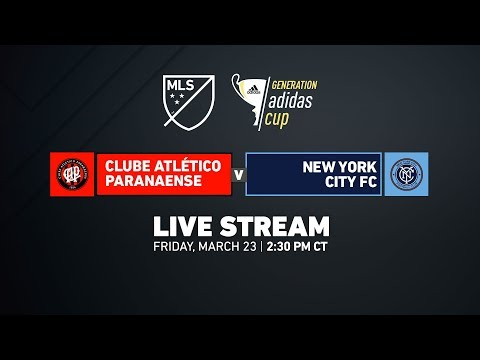Atletico Paranaense vs New York City FC - Champions Divisio…