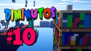 LA LIBRERIA DE LA MUERTE!! #DIMINUTOS4 | Episodio 10 | Minecraft Supervivencia | Willyrex y sTaXx